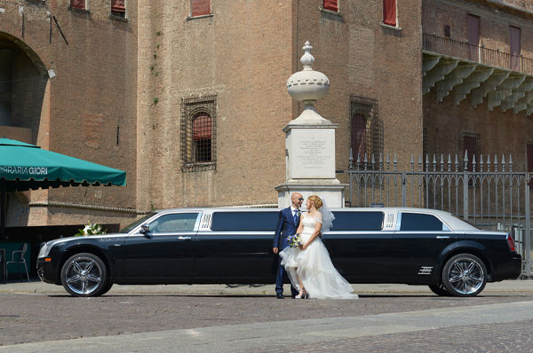 limousine matrimoni