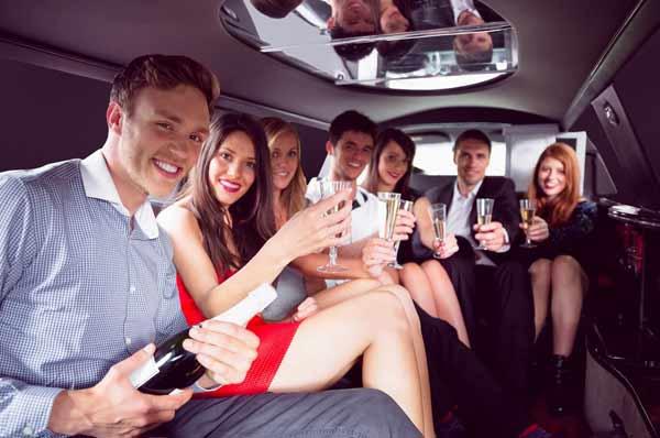 compleanno in limousine bologna