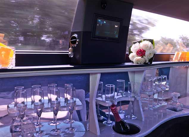 bar limousine