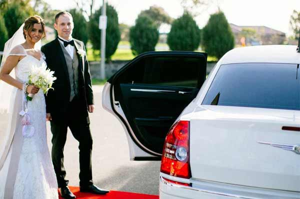 limousine per matrimoni Venezia