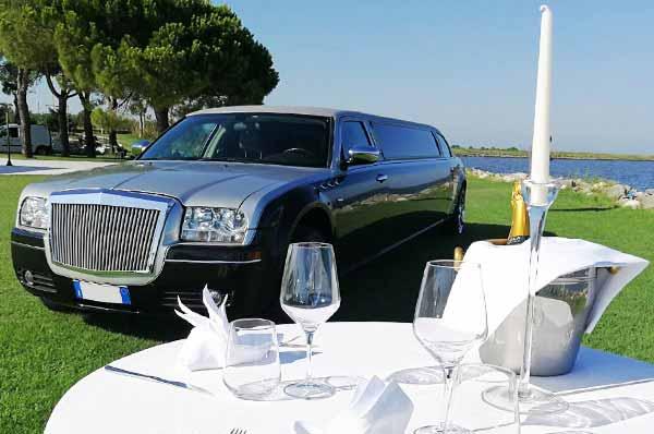 limousine per eventi