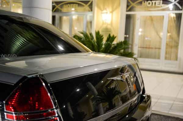 limousine Padova