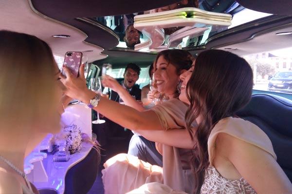 limousine-matrimoni-padova