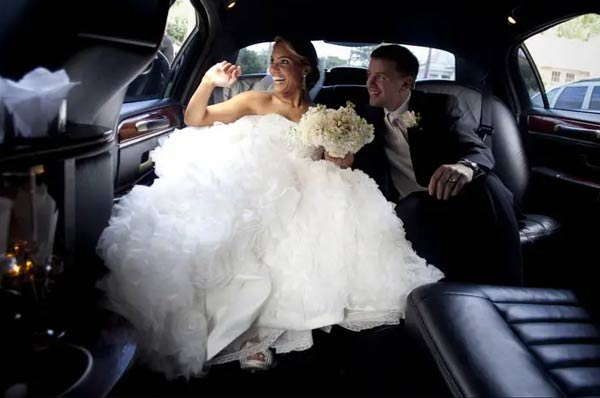 sposi-limousine-matrimoni-padova